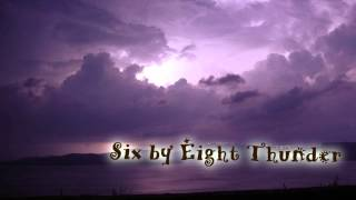 Royalty Free :Six by Eight Thunder