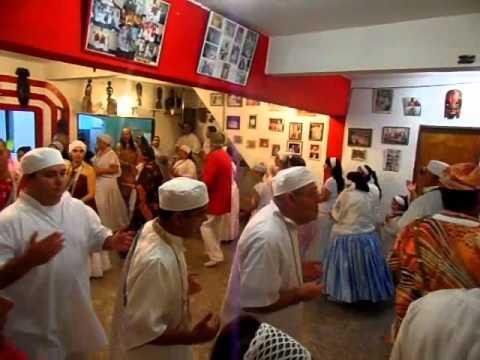 Aniversario de Xango, Baba Marcos * Alagbe Hernan de Oxala (Ogun)