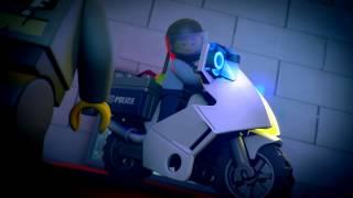 Лего: Ограбление музея