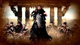 Rudhramadevi Making  Allu Arjun As Gona Ganna Reddy - TFPC
