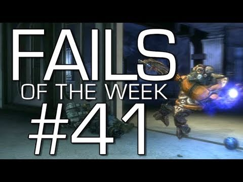 Halo: Reach - Fails of the Weak Volume 41 (Funny Halo Screw Ups and Bloopers!)