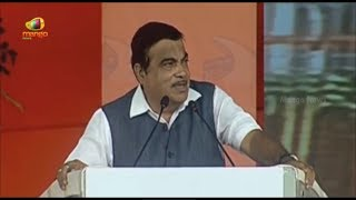 Nitin Gadkari Speech At Foundation Stone of Projects Under Namami Gange & National Highway in Bihar - MANGONEWS