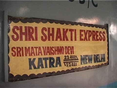 Shri Shakti Express makes  traveling from Delhi to Vaishno Devi easy