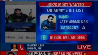 Kashmir Action Plan: J&K's most dreaded revealed; 11 Hizbul, 7 JeM terrorists enlisted - NEWSXLIVE