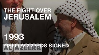 Timeline: The fight for Jerusalem - ALJAZEERAENGLISH