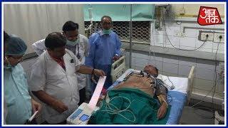 Delhi Health Minister Satyendar Jain's Condition Stable - AAJTAKTV