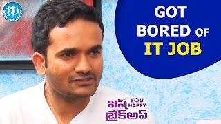 Got Bored Of IT Job - Kiran Rao   Wish You Happy Breakup Team Interview   Talking Movies with iDream - IDREAMMOVIES