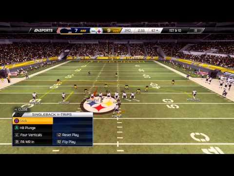 Season 4 – Week 3: Chicago Bears vs Pittsburgh