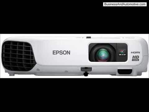 EPSON V11H566020 HOME CINEMA 725HD 720P 3LCD PROJECTOR