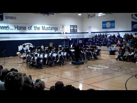 Jane Addams concert band