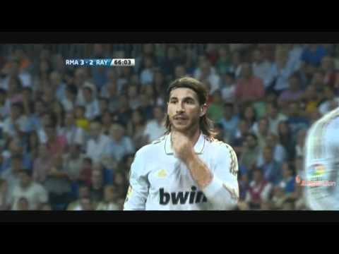 Real Madrid Vs Rayo Vallecano 6 2 All Goals La Liga 6ª jornada HD 720p 3D AVAILABLE