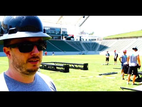 Rogue Fitness at the CrossFit Games