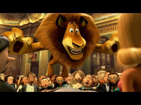MADAGASCAR 3: Europe's Most Wanted Trailer 2012 - Official [HD]