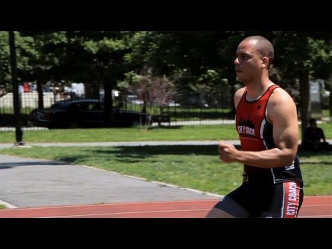 How to Build Arm Strength | Sprinting