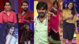 All in One Super Entertainer Promo | 20th February 2018 | Dhee 10,Extra Jabardasth,Anubhavinchu Raja - MALLEMALATV
