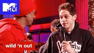 SNL's Pete Davidson Takes No Prisoners | Wild 'N Out | #Wildstyle - MTV