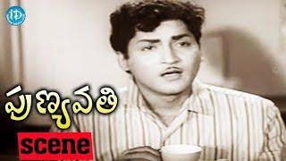 Punyavathi Movie Scenes - Krishna Kumari Helps Sobhan Babu || NTR || S V Ranga Rao - IDREAMMOVIES