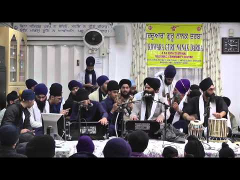 Southall Rehansabahi March 2014 Bhai Nanak Singh Ji UK