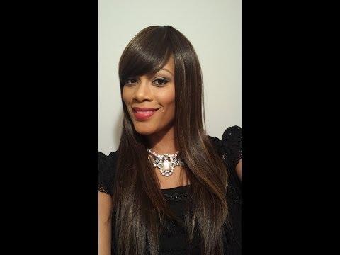 Straight Wig Dior