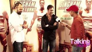 Ajay Devgn Rohit Shetty Exclusive Interview On The Success Of Singham Returns Part 1 - HUNGAMA