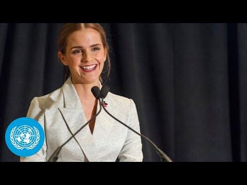 Przemówienie Emmy Watson w ONZ dotyczące feminizmu