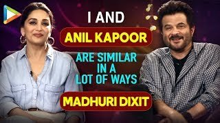 """Madhuri Dixit: """"Anil Kapoor has always been a CHIVALROUS guy""""