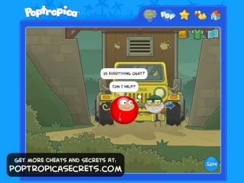 Poptropica Cheats Cryptids Island Walkthrough Part 3
