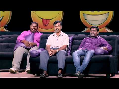 Manam Thirumbuthe With Singer Velmurugan - Part 1