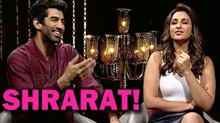 Daawat-e-Ishq Movie - Aditya Roy Kapoor describes Parineeti Chopra in Urdu!.mp4