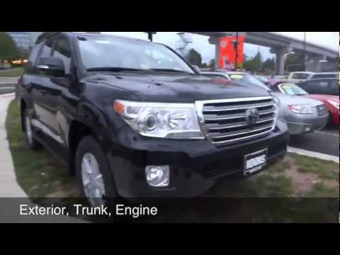 2013 Toyota Land Cruiser: Review