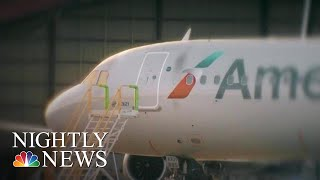 Student Pilot Charged With Attempting To Steal Commercial Plane | NBC Nightly News - NBCNEWS