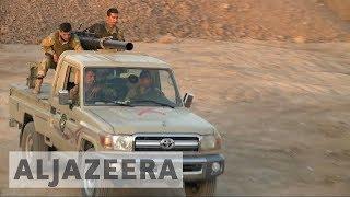 Iraqi, Peshmerga forces standoff as tensions rise in disputed Kirkuk - ALJAZEERAENGLISH
