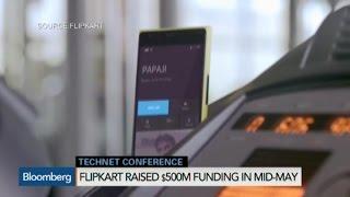 It's Not the Right Time for Flipkart to Go Public: CFO - BLOOMBERG