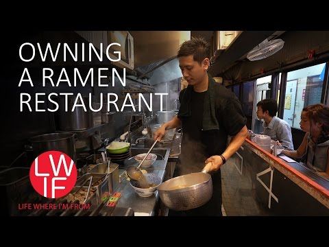 What Owning a Ramen Restaurant in Japan is Like 2016 documentary movie play to watch stream online