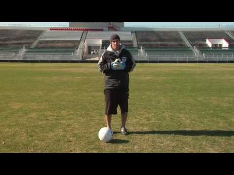 Soccer Moves & Tips : How to Make a Soccer Ball Spin