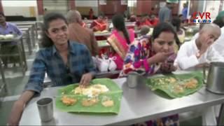 Tirumala : TTD Annaprasadam completes 33 years | CVR News - CVRNEWSOFFICIAL