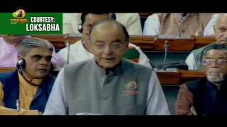 Arun Jaitley Responds To Mallikarjun Kharge Comments On Demonetisation In Lok Sabha | Mango News - MANGONEWS