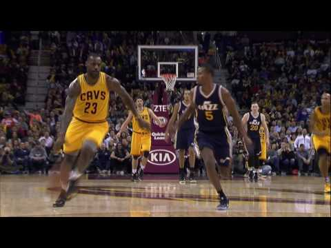 Top 10 And 1 Plays Of The 2015-2016 Regular Season