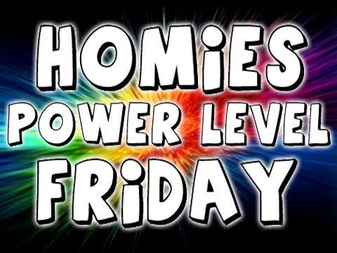 Homies Power Level Friday: HomieCraft Ep.8 &quot;Night of The 1,000 Trololololz&quot;