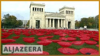 🇩🇪World War I centenary: Here is why Germany is not holding ceremonies l Al Jazeera English - ALJAZEERAENGLISH