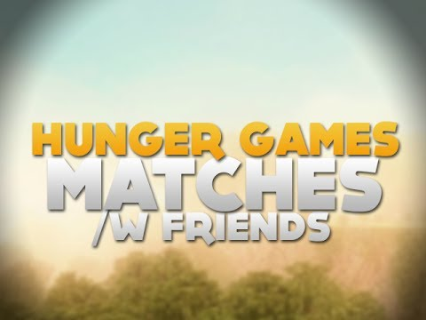 Minecraft Hunger Games - /w Kermit!