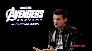 Jeremy Renner reveals why he signed up for Hawkeye, talks Avengers: Endgame and more | Exclusive - ZOOMDEKHO
