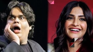 Sonam Kapoor supports Tanmay Bhatt after the video controversy | Bollywood News | #TMT