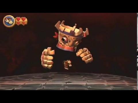 Donkey Kong Country Returns: All Boss Battles, Final Boss, Ending, and Credits