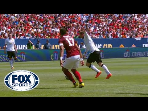 Wayne Rooney's Great Goal for Manchester United vs AS Roma, 1-0 - International Champions Cup 2014