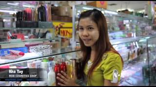 Myanmar's Men and Women Stick to Tradition When Stepping Out - VOAVIDEO