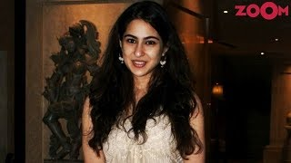 Sara Ali Khan gets ANGRY at Reporter for clicking her pictures without permission |  Bollywood News - ZOOMDEKHO