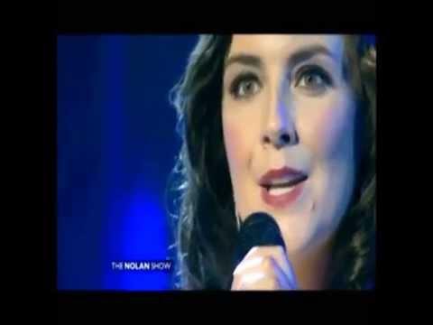 Margaret keys Performing live on BBC Nolan show