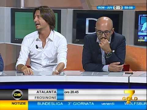 Diretta Stadio 7Gold (ROMA JUVENTUS 2-1) É crisi...