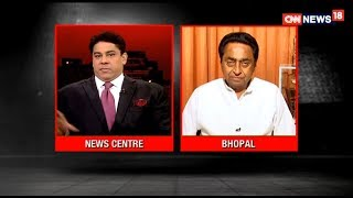 The New CM Of MP Speaks Exclusively To Cyrus Broacha | The News That Wasn't - IBNLIVE